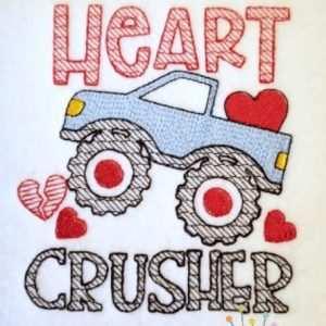 Heart Crusher 4x4