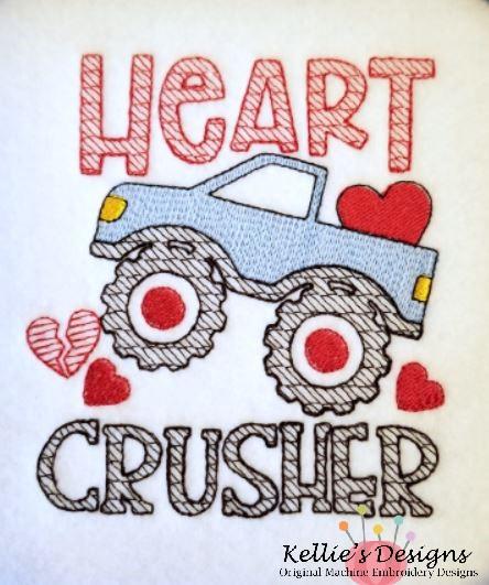 Heart Crusher 4x4