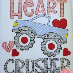 Heart Crusher 7x8